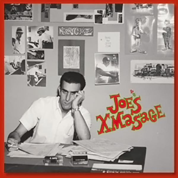 Joe's XMASage CD- Frank Zappa