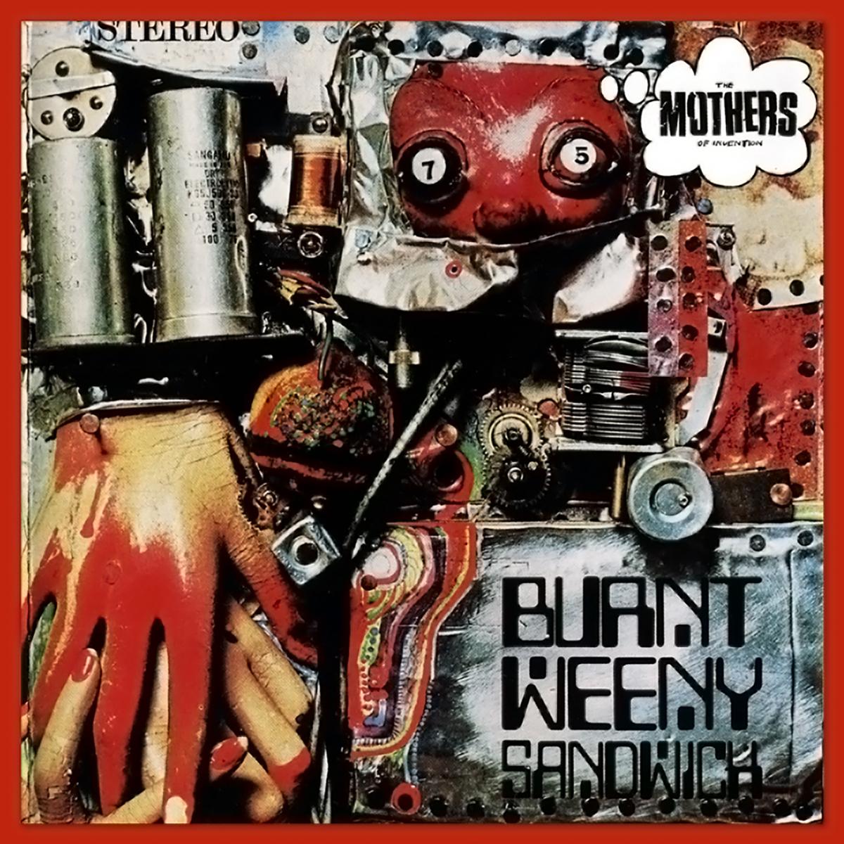 Frank Zappa - Burnt Weeny Sandwich (1970)