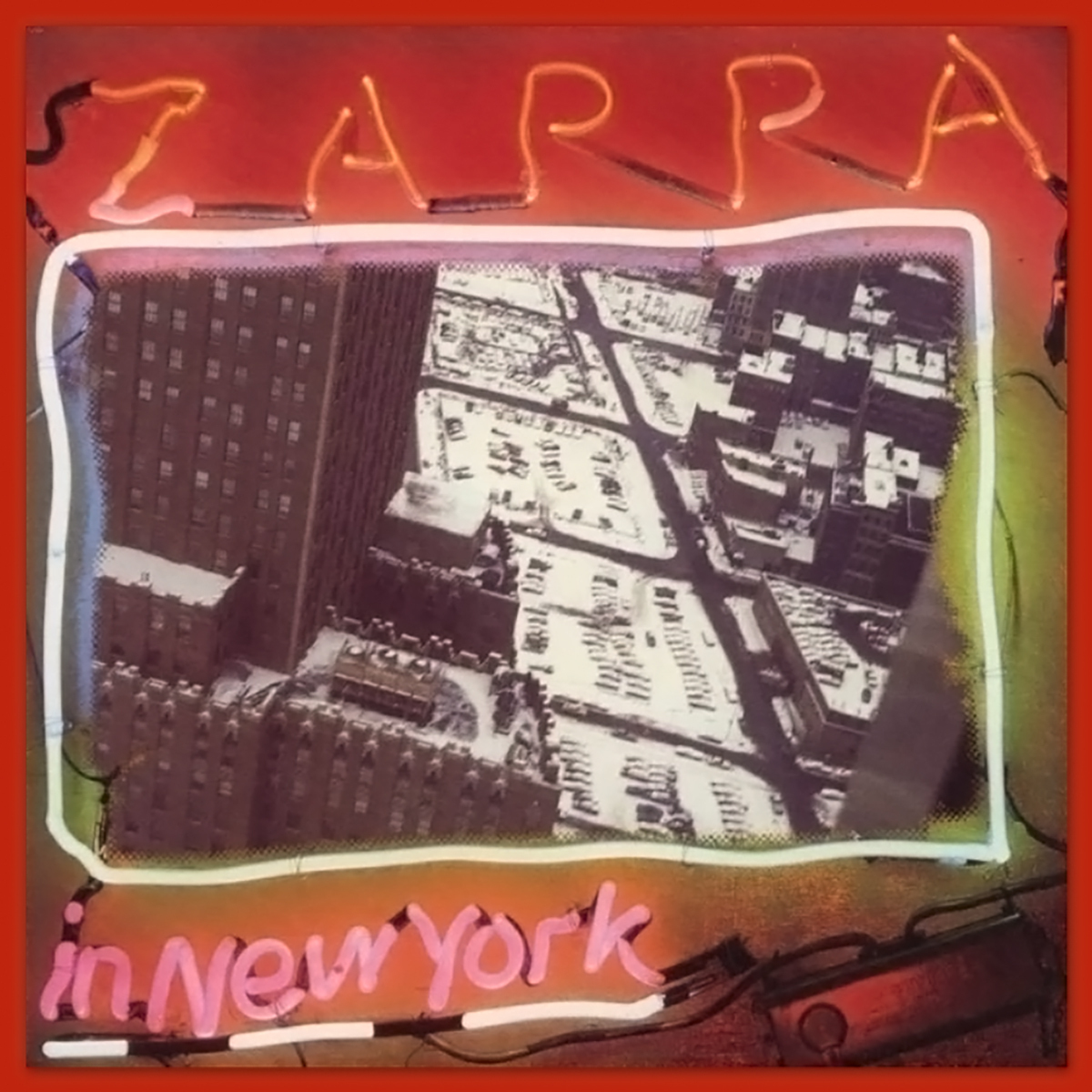 Frank Zappa - Zappa In New York (1976)