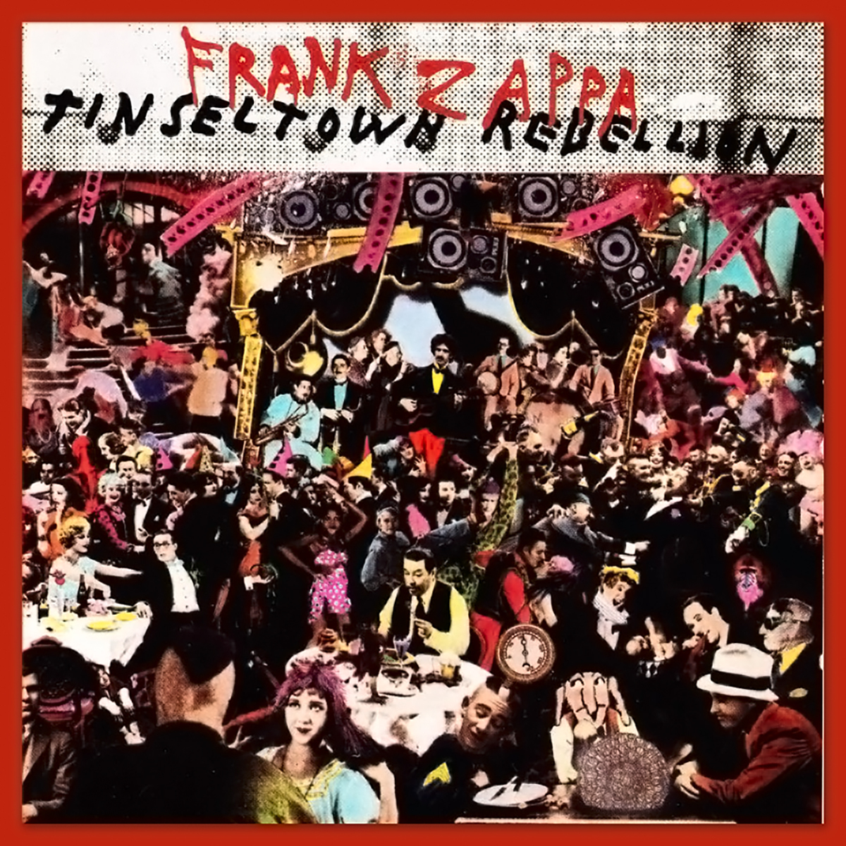 Frank Zappa - Tinsel Town Rebellion (1981)