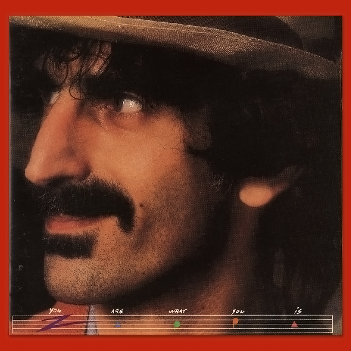 Frank Zappa - You Are What You Is (1981)