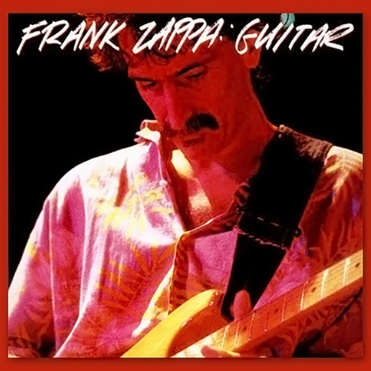 Frank Zappa - Guitar (1988)