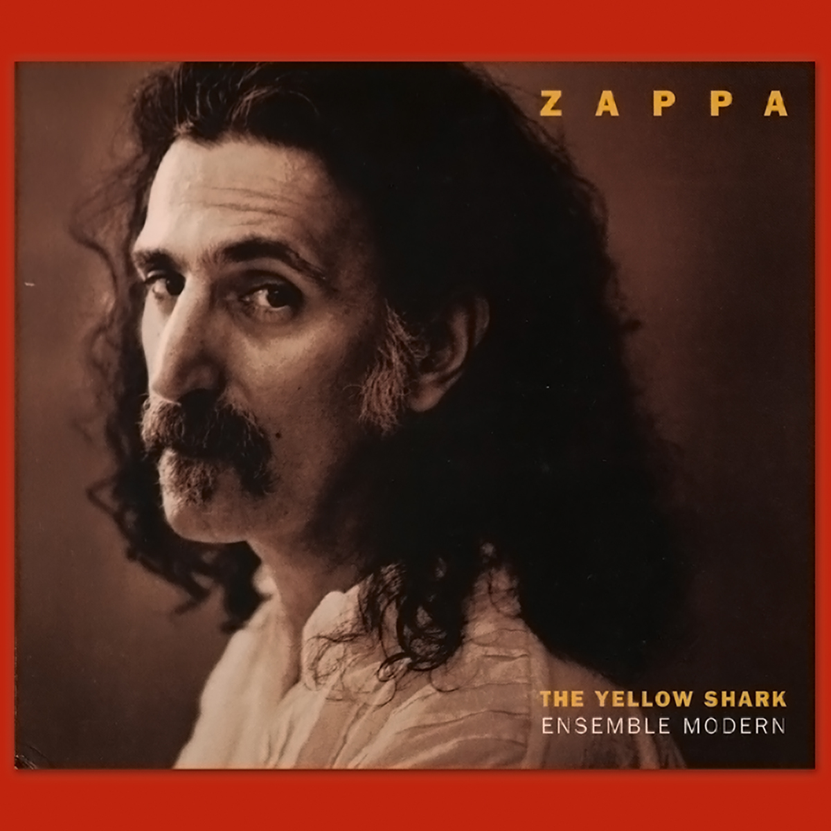 Frank Zappa - The Yellow Shark (1997)