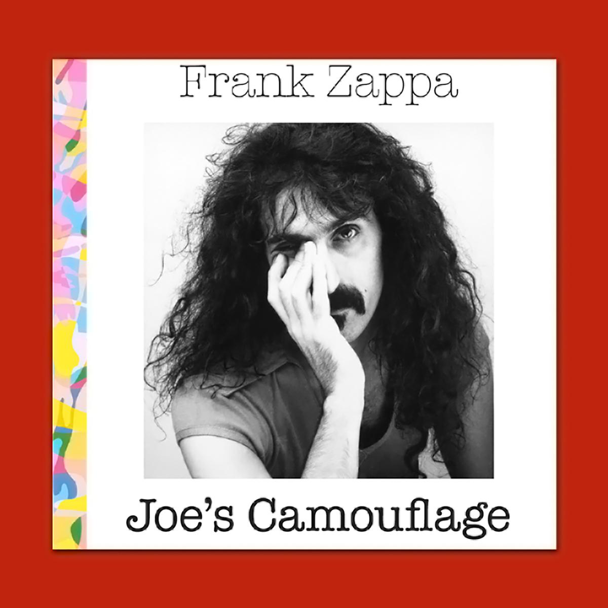 Frank Zappa - Joe's Camouflage CD