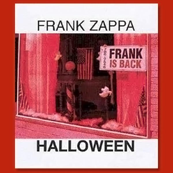 Frank Zappa Halloween - DVD Audio