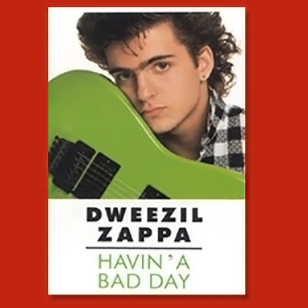 Dweezil Zappa - Havin' a Bad Day Cassette