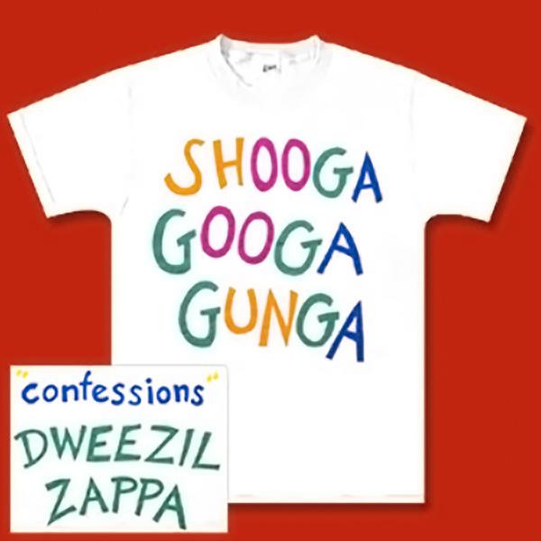 Frank Zappa Shoogagoogagunga