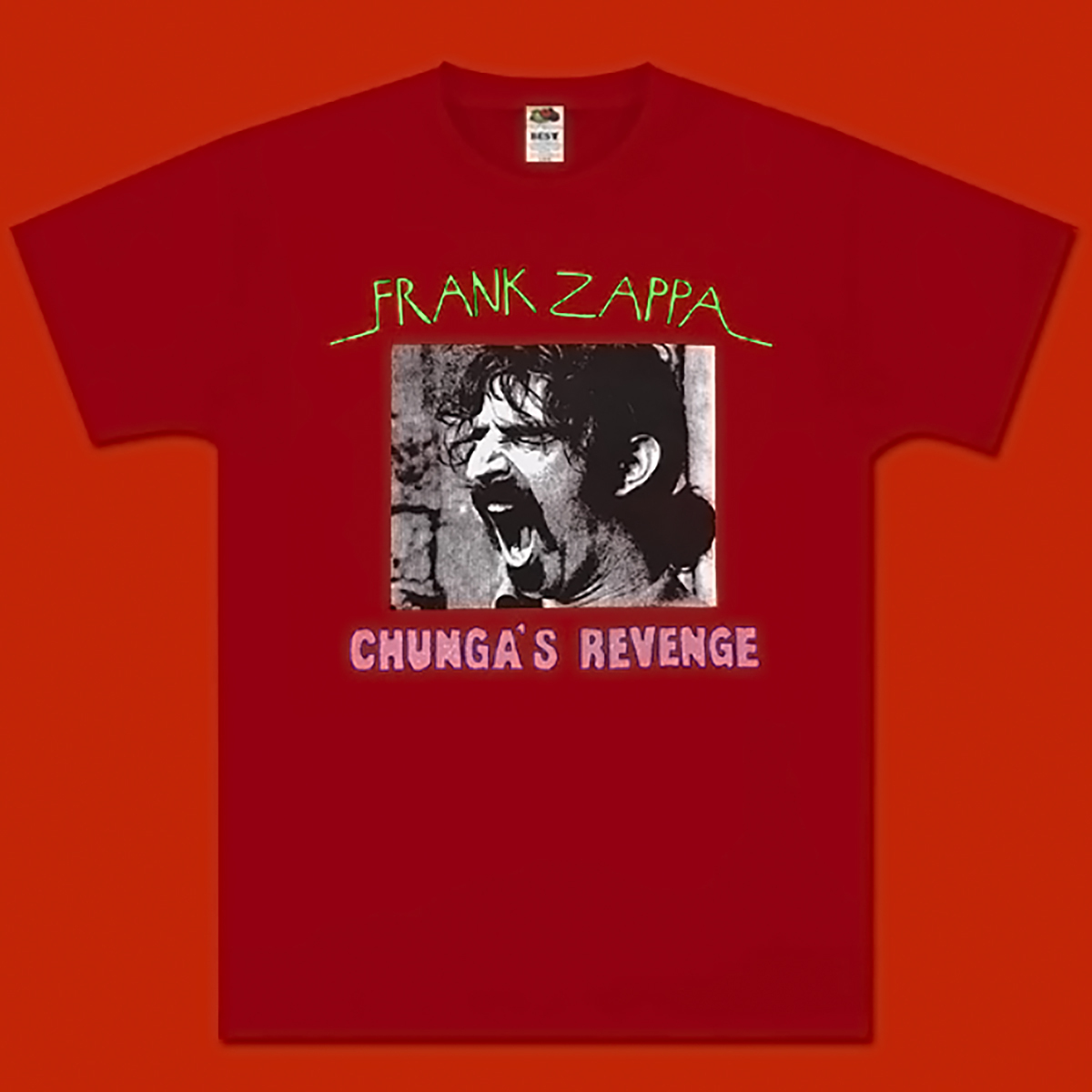 Frank Zappa Chunga's Revenge T-Shirt