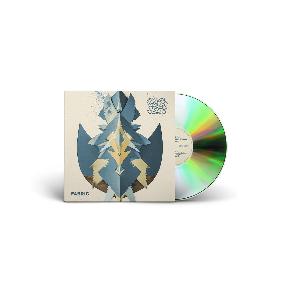 The Black Seeds – Fabric – CD