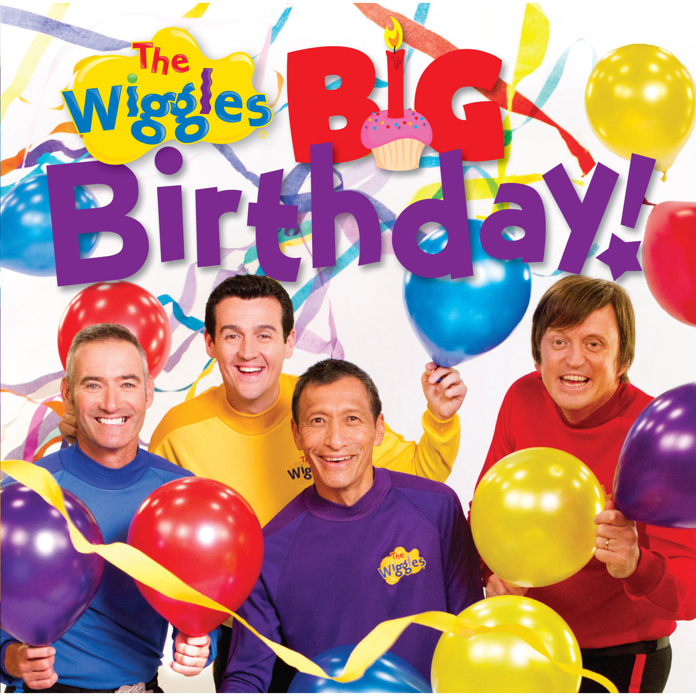The Wiggles Big Cake Ideas And Designs