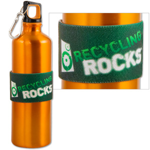 Live Nation Recycling Rocks Koozie
