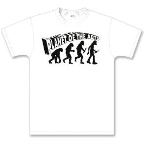Planet of the Abts Tee