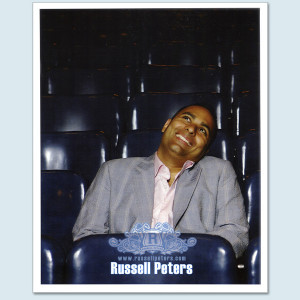 Russell Peters - Theatre Photo
