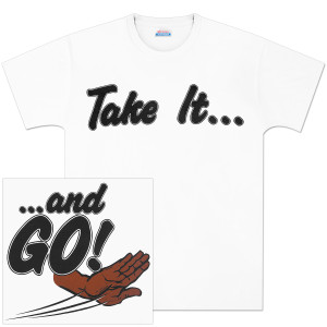 Take It And Go T-Shirt (Men's)