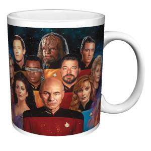 Star Trek The Final Frontier Coffee Mug