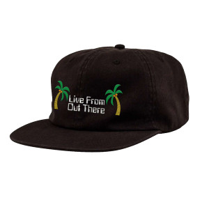Unstructured 6-Panel Hat