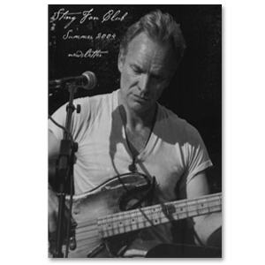 Sting Summer 2004 Newsletter