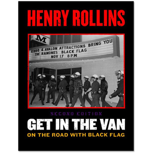 Henry Rollins - Get In The Van