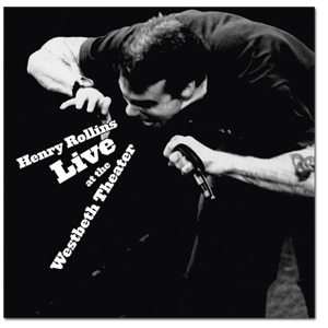 "Henry Rollins - ""Live at the Westbeth Theater"" Digital Download"