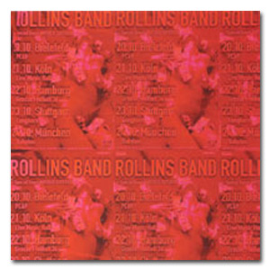 "Rollins Band - ""A Nicer Shade of Red"" Digital Download"