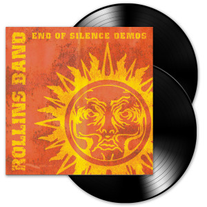 Rollins Band - End of Silence Demos Black Vinyl
