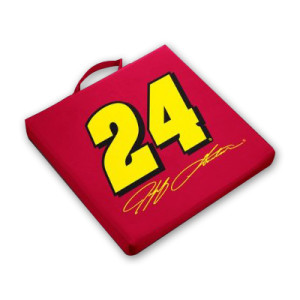 Jeff Gordon #24 Stadium Cushion