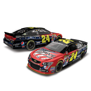Jeff Gordon #24 2013 Drive to End Hunger Unites 1:24 Scale Diecast HOTO