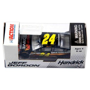 Jeff Gordon #24 Drive to End Hunger 1:64 Scale Diecast HARDTOP