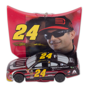 Jeff Gordon - Nascar Hood Ornament