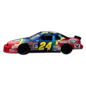 Jeff Gordon  - #24 20th Anniversary 94' Brickyard Win Nascar Sprint Cup Series Diecast 1:64 Scale