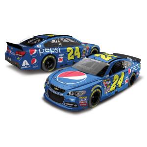 Jeff Gordon #24 1:64 Scale 2015 Pepsi Diecast