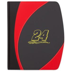 Jeff Gordon #24 Signature Notebook