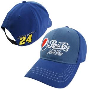 Jeff Gordon Pepsi Real Sugar Hat