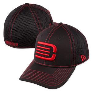 Jeff Gordon - 2015 New Era Black Neo 39Thirty Stretch Fit Hat
