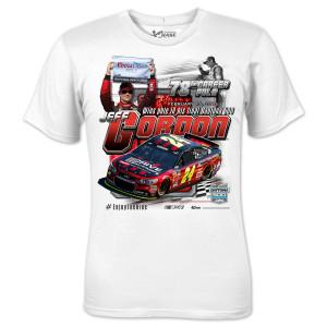 Jeff Gordon #24 2015 D500 Pole Win T-Shirt
