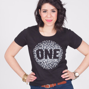 ONE - Women's Special Edition Tour T-Shirt