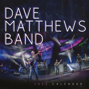Dave Matthews Band 2022 Calendar