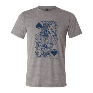 25 Outlaws Face Card T-shirt
