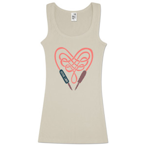 Outside Lands Cable Heart Tank