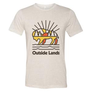 Outside Lands 2016 Bison T