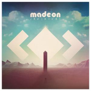 Madeon Adventure CD