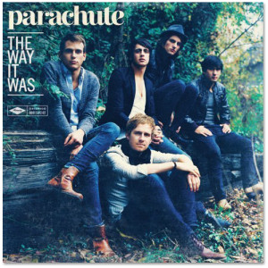 Parachute - The Way It Was CD