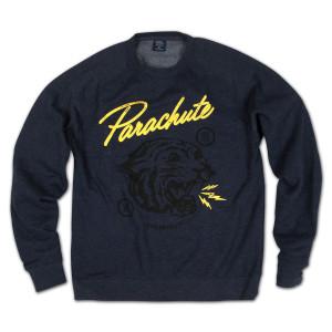 Parachute Black Tiger Sweatshirt