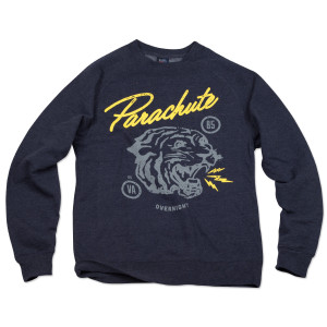 Parachute Grey Tiger Sweatshirt