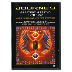 Journey's Greatest Hits 1978-1997 - DVD