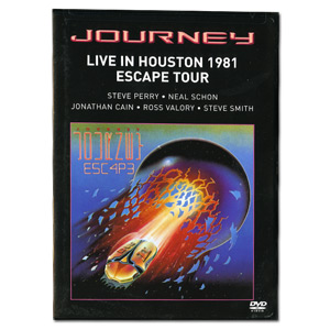 Journey Live in Houston 1981: The Escape Tour - DVD