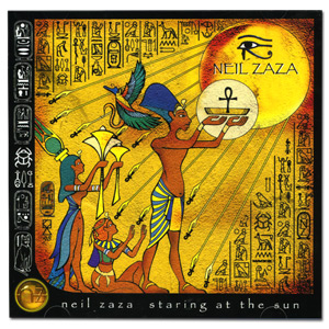 Neil Zaza - Staring At The Sun - CD