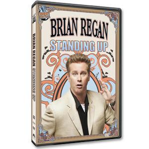 Brian Regan: Standing Up DVD