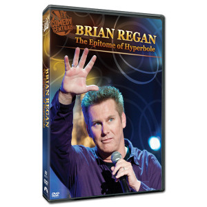 Brian Regan DVD: The Epitome of Hyperbole