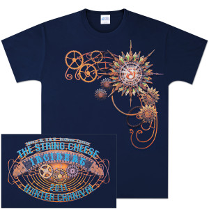 String Cheese Incident 2011 Winter Carnival T-Shirt